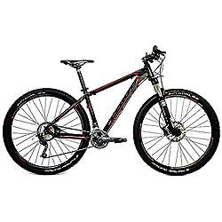 Cloot - Bicis de montaña 29 - Mtb - Anibal 900 Deore, Aluminio Triple Butted direccion tapered, Grupo Deore 27 Velocidades, resto en Alivio, Rocksox 30 Silver, frenos Avid DB1, Talla L (174-187)