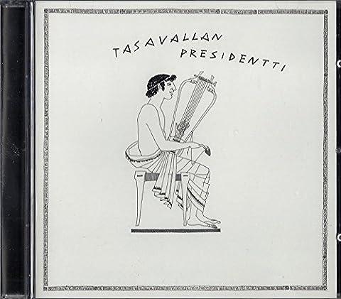 Tasavallan Presidentti + 5 Bonus Tracks - First Album from 1969 - reissue