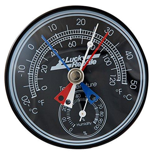 Lucky Reptile LTH-23 Thermometer Hygrometer Minimum/Maximum 2