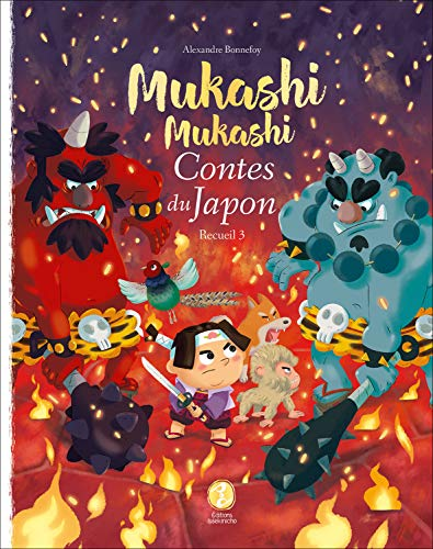 Mukashi Mukashi - Contes du Japon Edition simple Tome 3