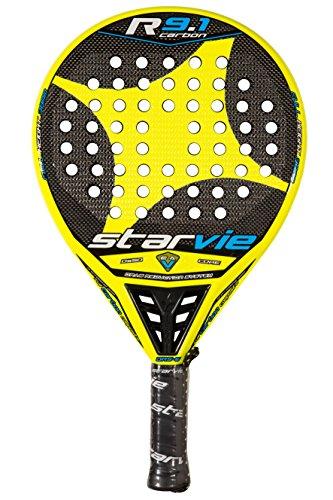 StarVie R 9.1 DRS 2016 - Pala de pádel, color amarillo, talla única