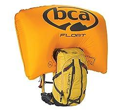 bca Float Lawinenairbags 27 Tech Airbag Yellow, 53 x 34 x 11.5 cm, 27 Liter