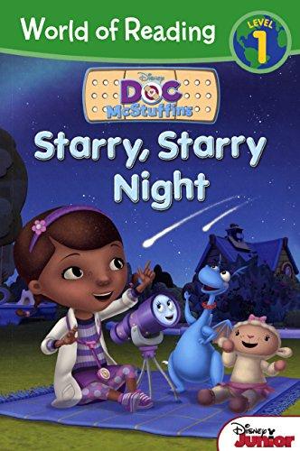 Starry, Starry Night (Disney: Doc McStuffins) - Easy Reader Mcstuffins Doc
