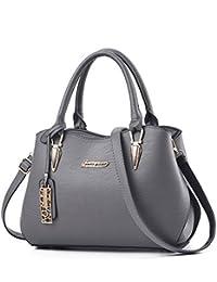 WEIWEI Fashion Women's Handbag Tote Purse Shoulder Bag Fashion Top Handle Designer Bags For Ladies??E