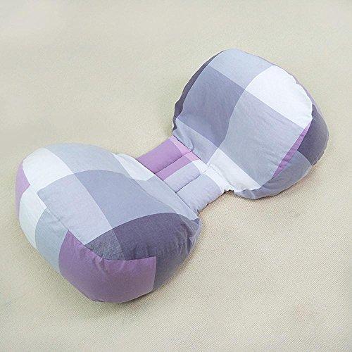 SPQRSXC Oreiller d'allaitement pour femmes enceintes, oreiller d'allaitement, coussin de couchage avec élévateur d'estomac, oreiller de couchage côté ceinture (Couleur : G)