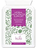 Menopause Support Supplement - 60 Capsules - Natural Vegan Herbal Formula with Vitamins