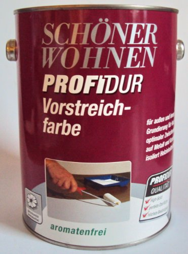 Vorstreichfarbe  <strong>Materialeignung</strong>   Stahl, Eisen