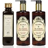 Kama Ayurveda Hair Care Regime, 650ml