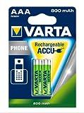 Varta Phone Accu AAA Micro Ni-Mh Akku