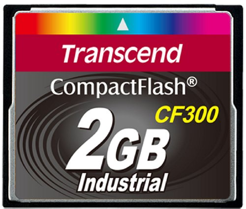 Transcend Extreme-Speed 300x 2GB Compact Flash Speicherkarte (2 Gig Compact-flash-karte)