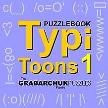 Typitoons Volume 1 (Interactive Puzzlebook)