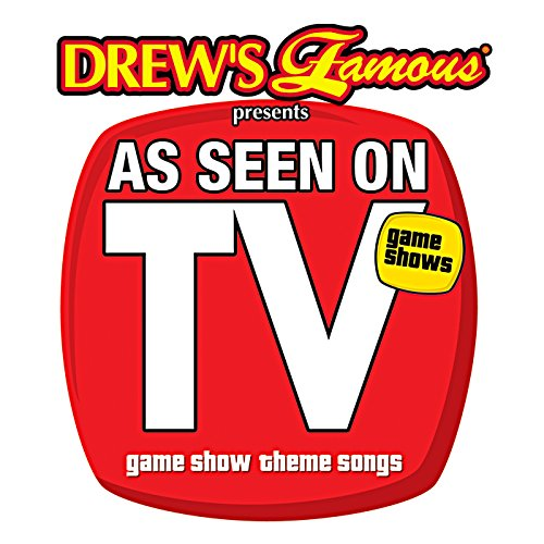 Drew's Famous Presents As Seen On TV: Game Show Theme Songs (Game-show-songs)