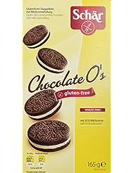 Dr. Schar Chocolate OS Galletas - 165 gr