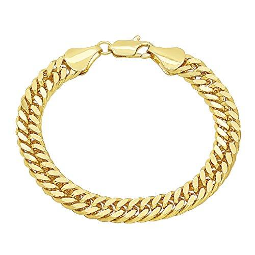 9mm-14k-gold-plated-curb-bracelet-7