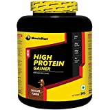 MuscleBlaze High Protein Lean Mass Gainer, 3 Kg (Chocolate)
