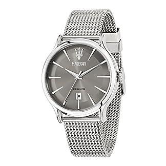 Reloj para Hombre, Colección Epoca, Movimiento de Cuarzo, Solo Tiempo con Fecha, en Acero – R8853118002