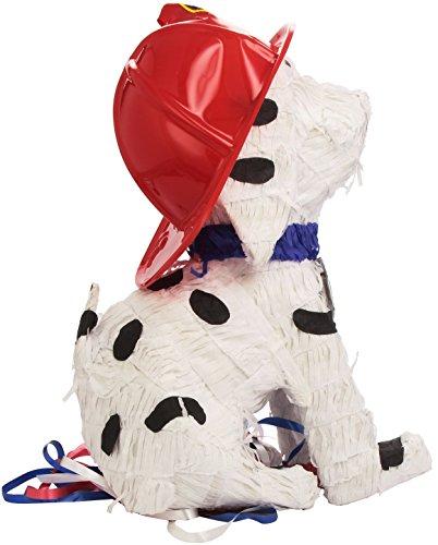 Amscan Pinatas Pull Fire Hund (Kostüm Ballon Hund)