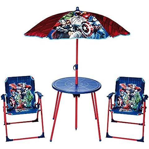 Brand New Marvel Avengers Kids Garden Patio Set by OnlineDiscountStore