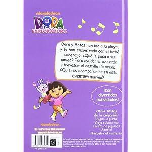 Dora Y El Bebé Cangrejo. Dora La Exploradora