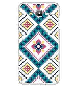 Fiobs Designer Back Case Cover for Samsung Galaxy E7 (2015) :: Samsung Galaxy E7 Duos :: Samsung Galaxy E7 E7000 E7009 E700F E700F/Ds E700H E700H/Dd E700H/Ds E700M E700M/Ds (Cool Patterns Design Art Shapes Sundar)