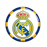 #8: Real Madrid C.F. Button Badge CR