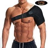 Schulterbandage für Frauen Herren Rotator Manschettenknöpfe Unterstützung für verletzungsprävention Frozen