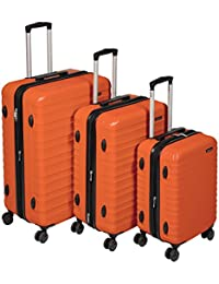 AmazonBasics Hartschalen-Trolley