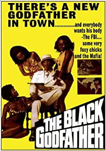 The Black Godfather [1974] [DVD]