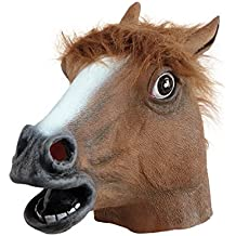 Horse Mask (máscara/ careta)