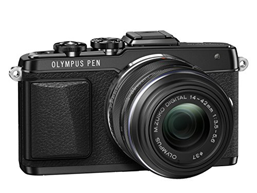 Olympus M.ZUIKO DIGITAL 14-42 mm 1:3.5-5.6 II R black, V314050BE000 (1:3.5-5.6 II R black EZ-M1442-2 R black)