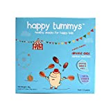 #7: Happy Tummys Nutritious Snack Bars - crunchy munchy Almond Date - (3+1) bars x 30g