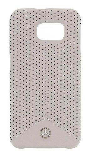 Mercedes, Piastra Metallica Case Per Apple Iphone 6, 6S, Bianco grigio