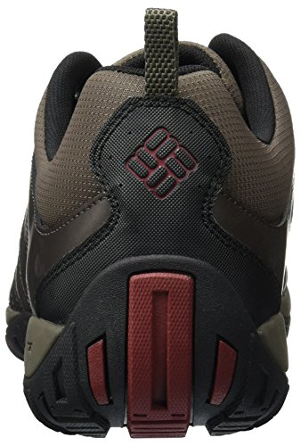 Columbia Peakfreak Nomad, Chaussures de Running Compétition Homme Marron (Cordovan/garnet Red 231)