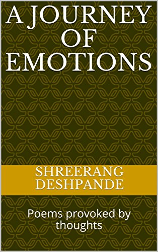 A Journey of Emotions: Poems provoked by thoughts (English Edition) (Abstract-sammlung)