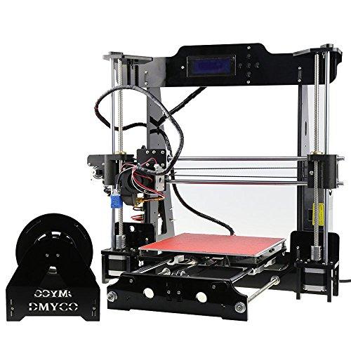 Prusa I3 Impresora 3D Self Assembly DIY Repra de Escritorio Pantalla L