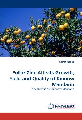 foliar-zinc-affects-growth-yield-and-quality-of-kinnow-mandarin-zinc-nutrition-of-kinnow-mandarin
