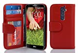 Cadorabo - Book Style Case Cover For LG G2 - Case for