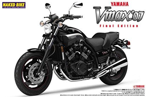 1/12 vélo nu No.42 Yamaha V-MAX '07 dernier type