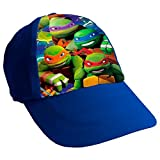Gorra Tortugas Ninja Azul