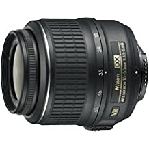 Nikon - Zoom 3x AF-S DX Nikkor 18-55 mm f/3,5-5,6G VR (Reconditionné)