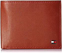 Tommy Hilfiger Tan Mens Wallet (TH/ROMOMCCW23/SCP2018)