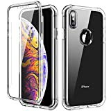 BRINCH Case for iPhone XS MAX 6.5 inch, [Built in Screen