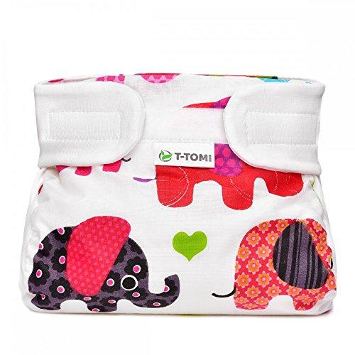 T- Tomi Spreizhose Elefant pink (3-6 kg) (3-6 kg)