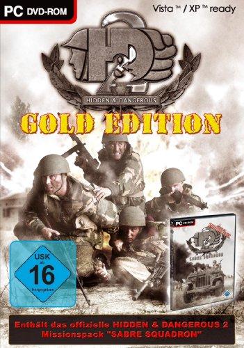 Hidden & Dangerous 2 GOLD EDITION - incl. Sabre Squadron