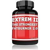 Fat Burner Extreme by Varg Power | 120 Kapseln Hochdosiert Extrem 2