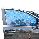 2 Piezas ZATOOTO Parasoles para Coche Sombrillas para Ventanas Cortinas Magn/éticas para Boquear los Rayos UV y el Calor