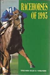 Racehorses of 1995 Hardcover