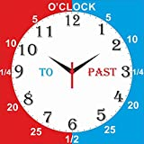 Go hooked Designer Wall Clock - Without ...