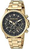 Michael Kors Reloj Cronógrafo para Unisex Adultos de Cuarzo con Correa en Acero Inoxidable MK8642