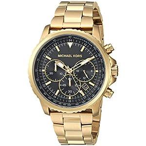 Michael Kors Theroux – Reloj cronógrafo (acero inoxidable)